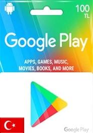 Google Play Kartı TL